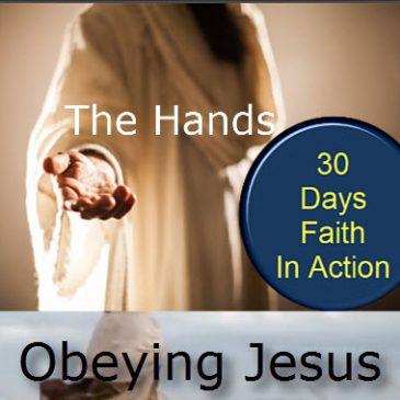 Las Manos – poner la fe en acción